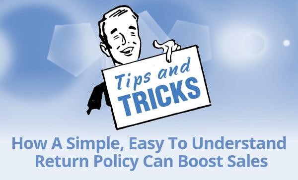 Easy returns tips