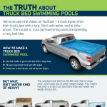 Truck Bed Swimming Pools