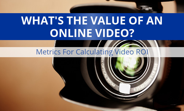 Online video ROI