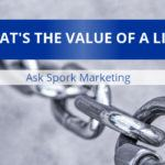 Ask Spork Marketing – What's The Value Of A Link?