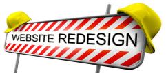 website redesign worth