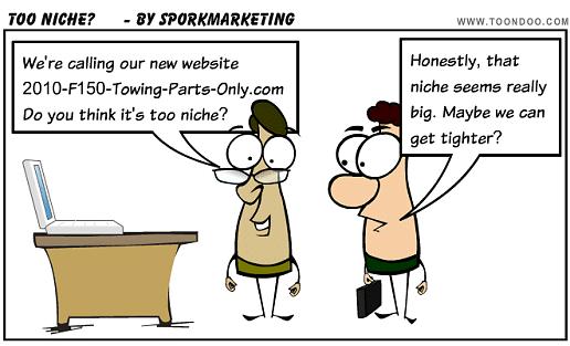 finding-parts-marketing-niche