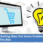 Parts Marketing Idea – Toss Some Freebies and Flyers In The Box