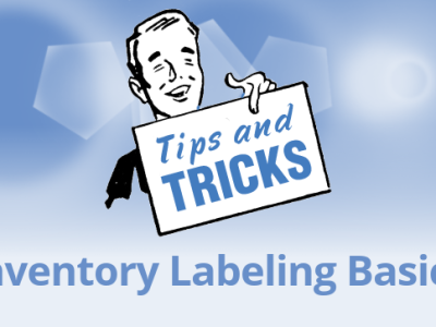 Inventory label basics
