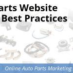 Auto Parts Website Design Best Practices