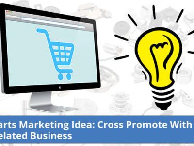 Cross promote