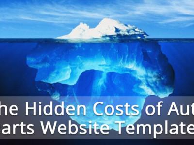 Hidden cost of Auto Parts Website Templates