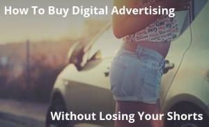 Digital ad lose shorts