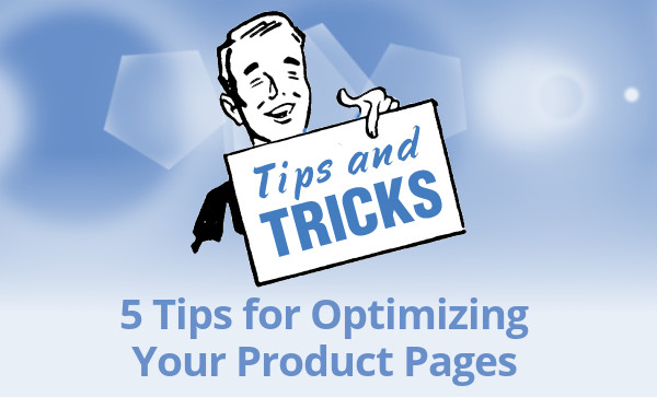 Product pages tips