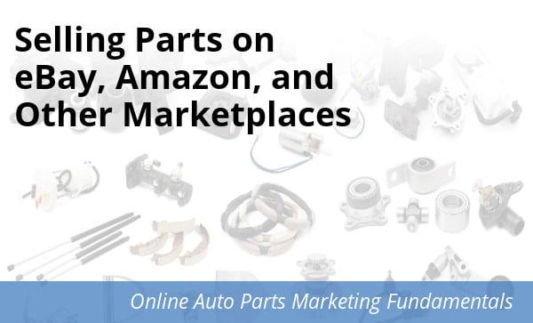 Ebay Amazon fundamentals