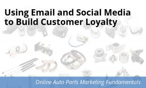 Email social loyalty