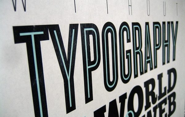 Font is important for website design