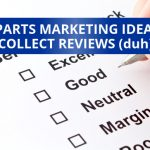 Auto Parts Marketing Idea – Collect Reviews and Testimonials