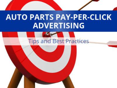 Auto Parts PPC Tips