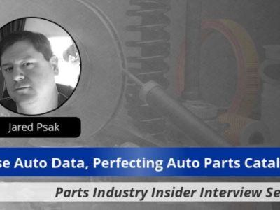 Interview with Jared Psak, industry insider auto parts