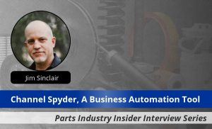 Jim Sinclair interview about Channel Spyder