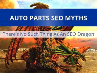 Auto Parts SEO Myths