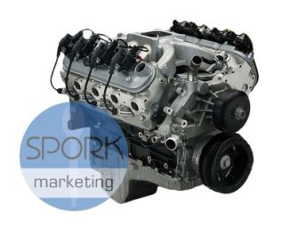 example of watermarked auto part for ecommerce