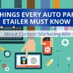 3 Things Every Auto Parts Etailer Must Know About Content Marketing ROI