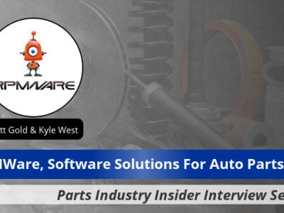 RPMWare, software solutions for aftermarket auto parts