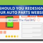Should You Redesign Your Auto Parts Website?