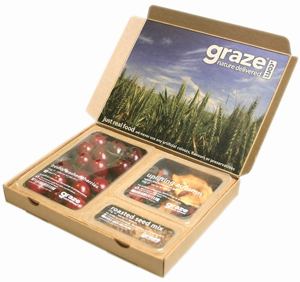 Graze box presentation