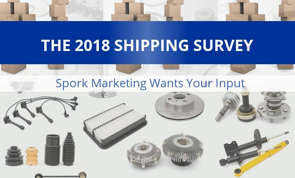 2018 Shipping Survey For Auto Parts Ecommerce