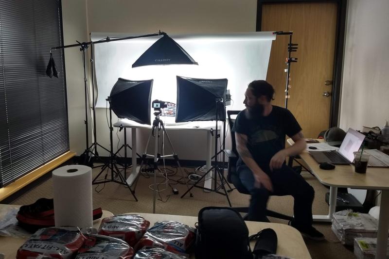 part photo video studio
