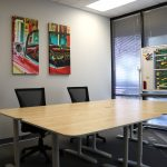Available Workspace and Conference Room