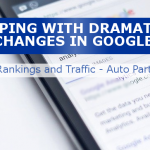 Coping With Dramatic Changes In Google Rankings And Traffic – Auto Parts eCommerce